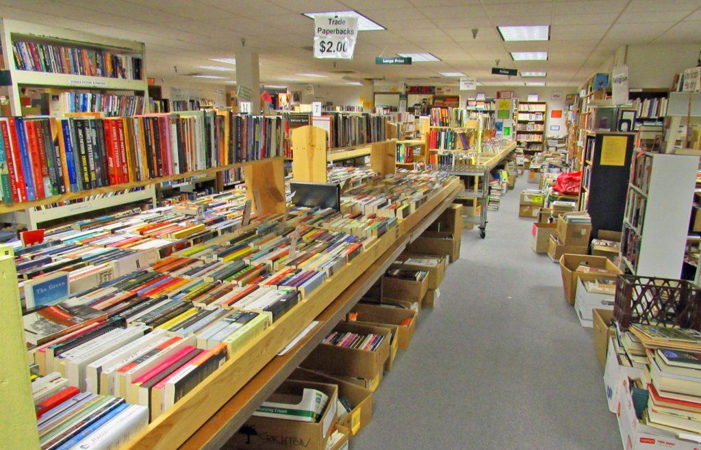 Used Book Sale